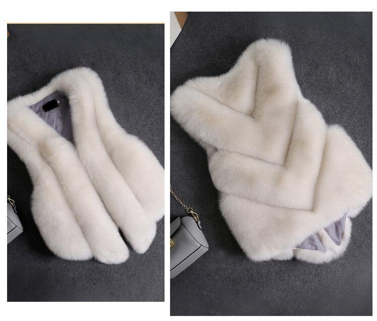 セール♪ アウター 高級 毛皮ファー レディース 豪華 ショートコート 通勤 希少 毛皮コート ベスト
