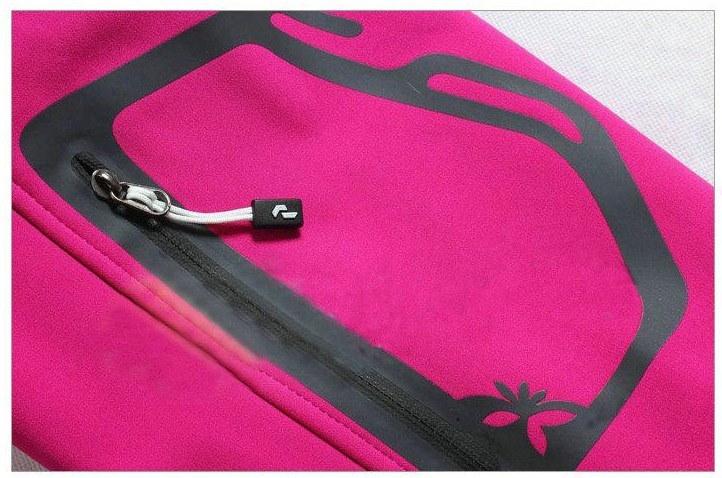 マンモス新しい女性アウトドアキャンプ&ampハイキングジャケットsoftshell windstopper waterproof rain wa