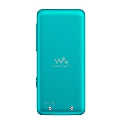 ソニー SONY ウォークマン Sシリーズ 16GB NW-S315K : Bluetooth対応 最大52時間連続再生 イヤホン/スピーカー付属 2017年モデル ブルー NW-S315K L