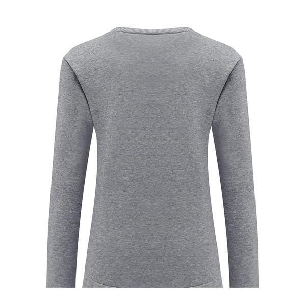 王冠を込めたKhaleesiのゲームは女性の冬のファッションスエットシャツを印刷しました