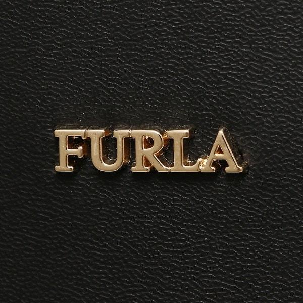 フルラ バッグ FURLA 903723 BLL7 VFO O60 LUCKY M SATCHEL レディース トートバッグ ショルダーバッグ 無地 ONYX 黒