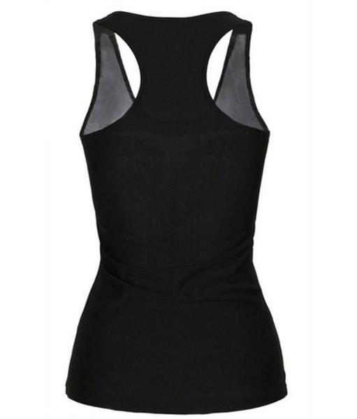 女性のファッション現代スリムクルーネックシープブライドプリントノースリーブTシャツノースリーブセーター