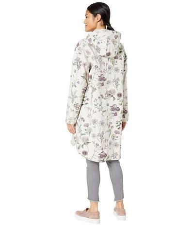 イルセヤコブセン レディース コート アウター Printed Raincoat
