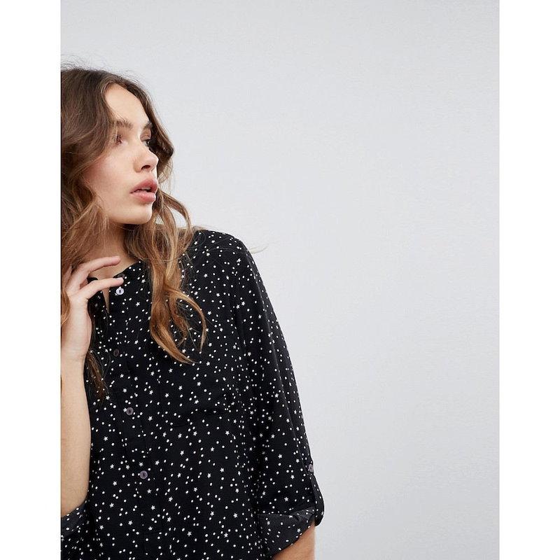 ジェイディーワイ レディース トップス ブラウス・シャツ【JDY Shirt With All Over Star Print】Multi