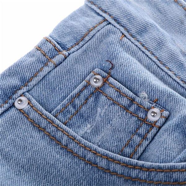 プラスサイズS-XXLレディースブルージーンズファッションレディースボーイフレンドスタイルジーンズカサウルロングスリムロング