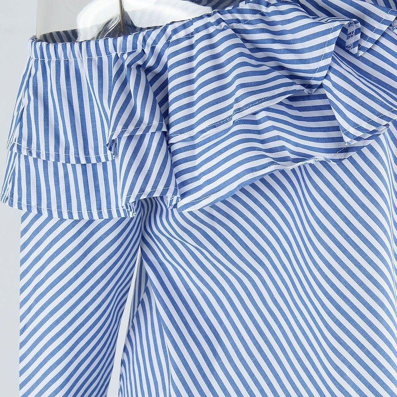 ファッション女性の夏の長袖ルーズブラウスカジュアルシャツ新しいトップスのTシャツ