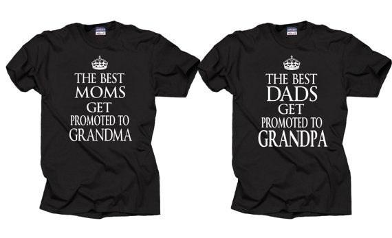 ファッションショートTシャツカップルTシャツ祖父おばあちゃん新しいおじいちゃん新しいおばあちゃんTシャツファミリー