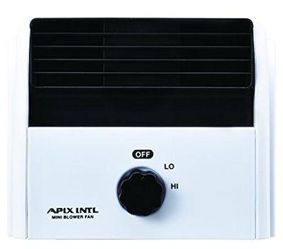 APIX ミニブロアーファン ホワイト AFB-009-WH ホワイト