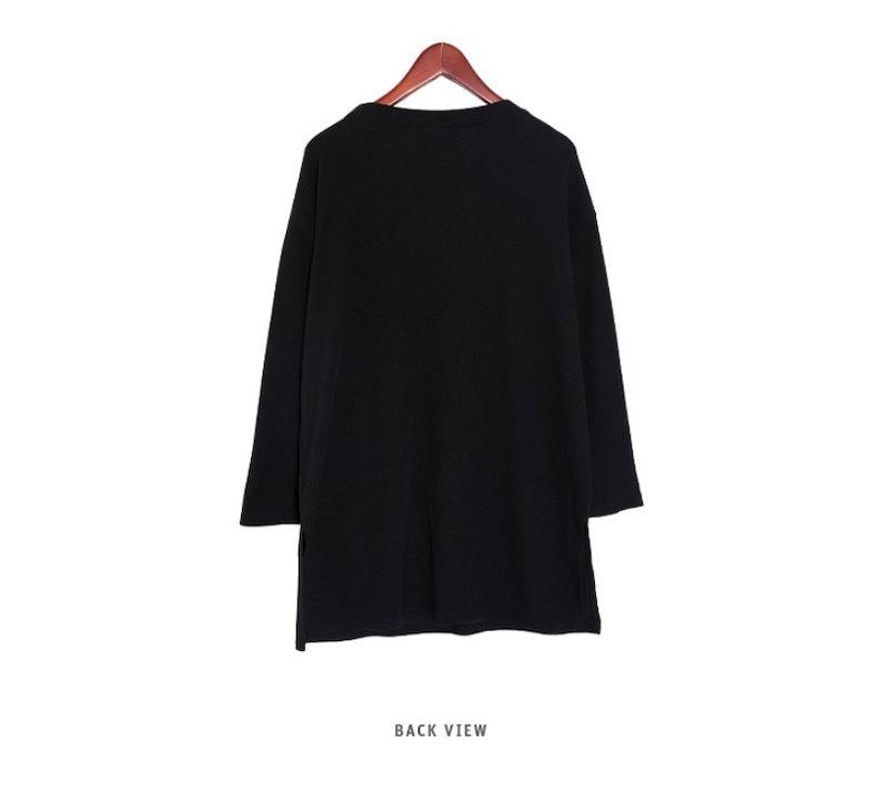 『韓国製』SELLISHOP  Top ワンピース set -「大きいサイズ 大人 韓国 ファッション・結婚式・フォマール 黒 フレア 30代 40代 50代 スレンダー・Aライン,上品・ロング ミセ