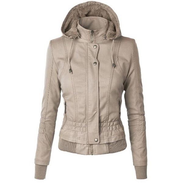 女性のファッション冬セクシーなロングスリーブソリッドカラーフード付きスリム女性のジャケットカジュアルヨーロッパと午前
