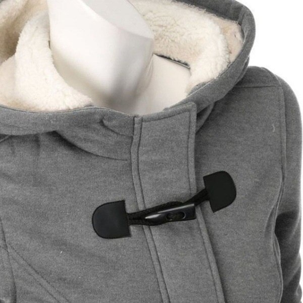 XS  -  7XL新しい到着プラスサイズの女性ファッション秋冬コートジャケットt長袖ジッパー新しい女性の
