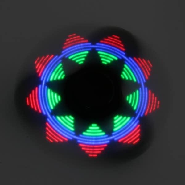 フィジットスピナーハンドスピナーフィンガー減圧玩具プラスチックEDC感覚アンチストレス玩具ギフト