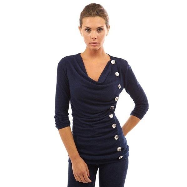 HOEN新しい妊婦用シャツは、妊娠中の女性に特化したプラスサイズのヨーロッパの大きなサイズの妊娠服