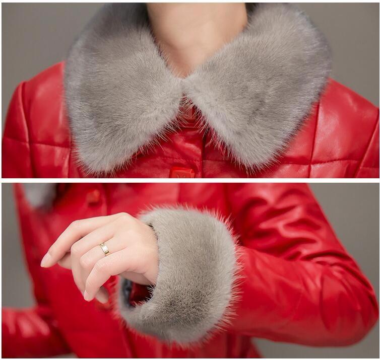 セール♪ アウター 高級 毛皮ファー レディース 豪華 ロングコート 通勤 希少 毛皮コート