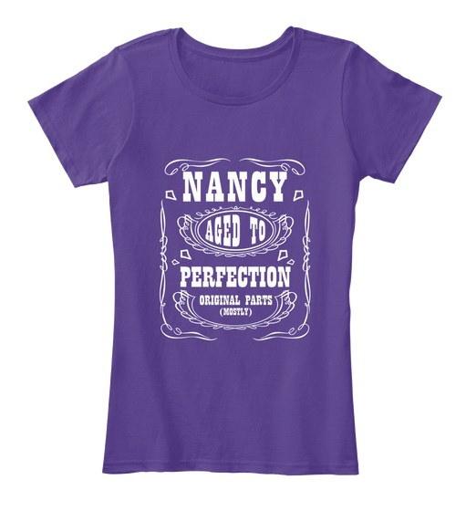 ナンシー、完璧なレディスプレミアムティーに