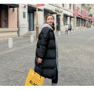 2枚重ね  レディース フェックファーコート   厚手 あたたかい 冬物   ロングコートアウター ゆったり 韓国ファッション  女性用着回し