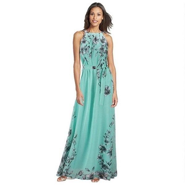 女性の夏のノースリーブの装束包帯Bodyconスリムイブニングパーティミニドレス