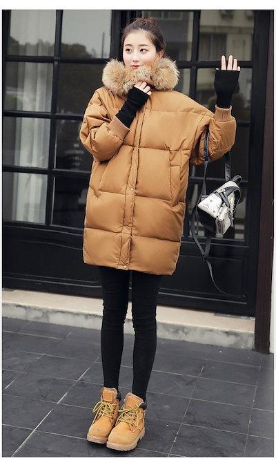 冬服 コート アウター ジャケット アシンメトリーレディース服 女性 大人 帽子付き 個性 大きいサイズ 韓国風 ハイウエスト 無地 シンプル 通勤 防寒