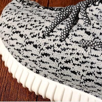 Unisex Fashion Autumn Hip Hop Casual Shoes,Running Sport Shoes (Black,Grey)