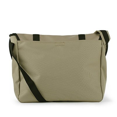 【BUBILIAN] Simple Messeger Bag メッセンジャーバッグ / 韓国の街ブランド/韓国と日本のベストセラーリュックサック/ベーシックリュックサック/旅行鞄 Cappuccino