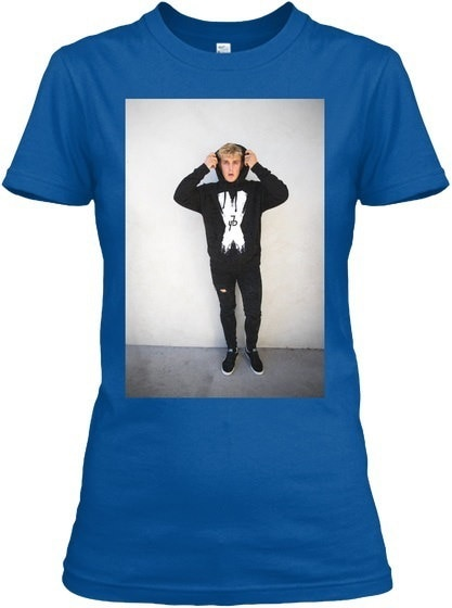 Fanjoy_jake_paul_new_merch_1024x1024 Gildan Women's Tee Tシャツ
