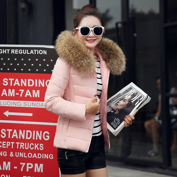 BS_Newファッションレディースダウンジャケットウィンターコートウォームパーカ