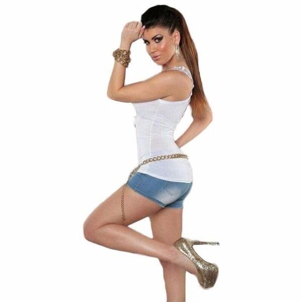 セクシーな女性のバンデージベストタンクトップレディースレースホルタートップシャツバックレスクラブウェアパーティーギフトベストS