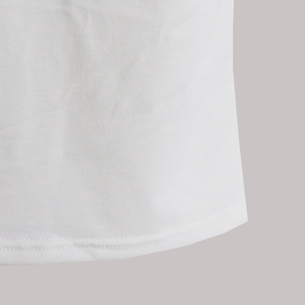 Women Harajuku Tee Shirt Hip Hop T-Shirt Pug Print 3D T Shirt Casual White Tshirts Rock Tee Shirt