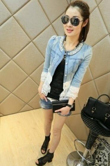 ファッション女性のカジュアルスカルプリントロングバットウィングスリーブルーズTシャツトップブラウス(カラー:ブラック)