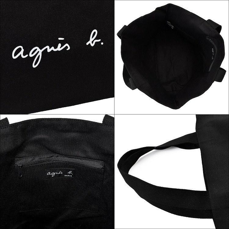 【即納】正規品 新品 agnes b. アニエスベー トートバッグ コットントート VOYAGE ボヤージュ A4 アニエス レディース ブランド バッグ GO03-01 プレゼント
