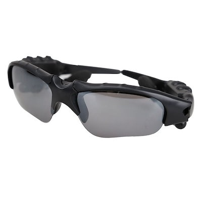 Cool Rechargeable Bluetooth V3.0 Stereo Headset Sunglasses with Microphone