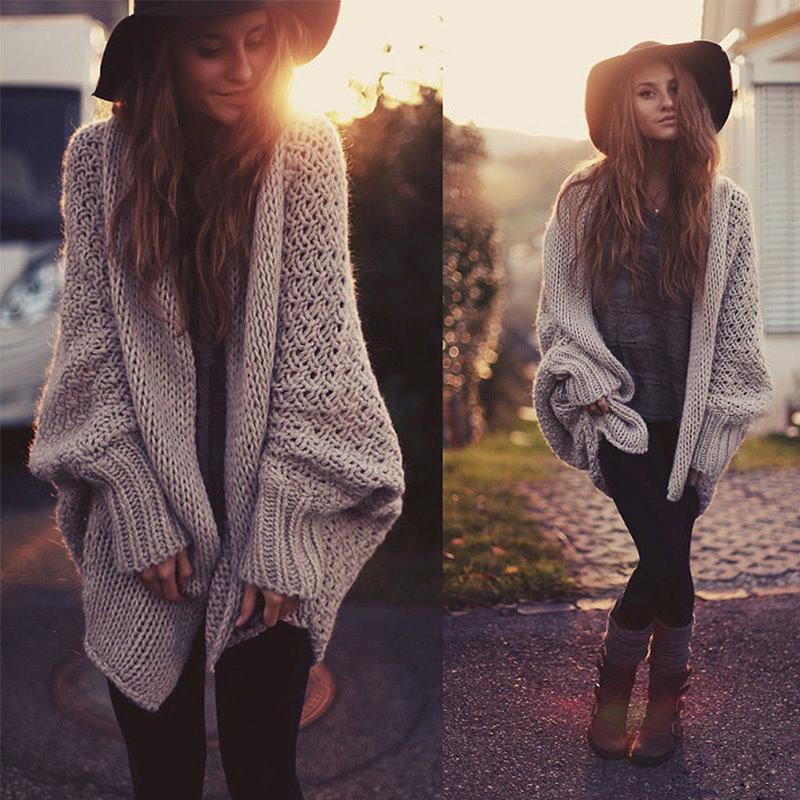 セーター ニットセーター ジャケット コート 春 秋 れーて 茶色 大きいサイズ レーテイスファション