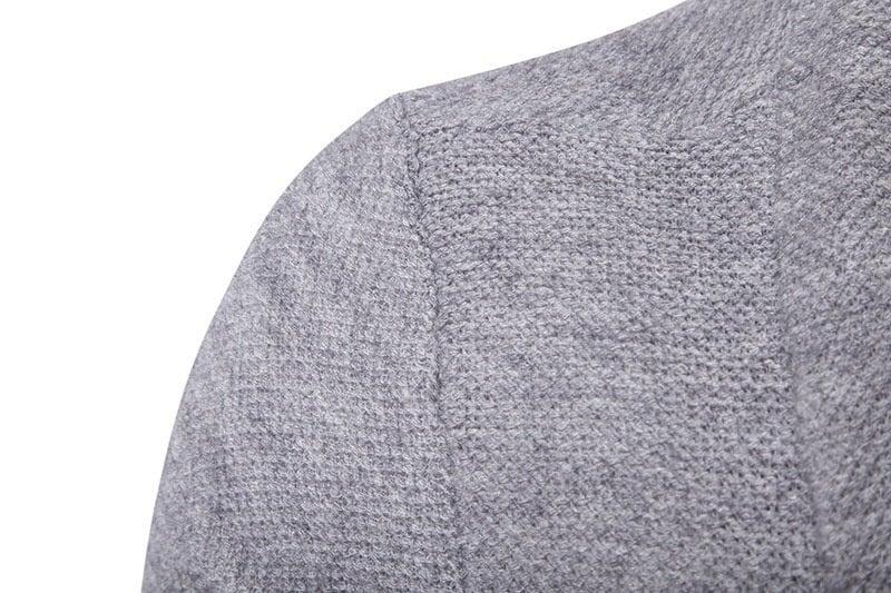 メンズカジュアルセーターセーターメンズスリムニットジャケットファッションジャケットファッション