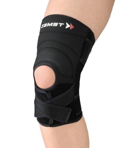ZAMST(ザムスト) ZK-7 膝サポーター 371703 ブラック Lサイズ