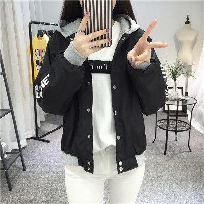 ジャケット ブルゾン コート アウター ライダース レディース ファッション パーカー フード付き 長袖 秋物 秋新作