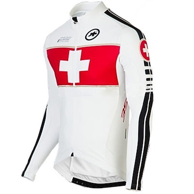 Ropa winter thermal fleece Assos long sleeve cycling jersey/cycling clothing set/gel pad Invierno