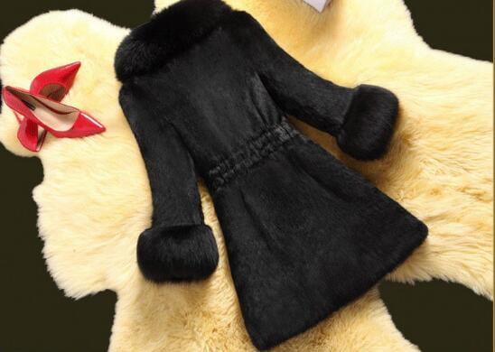 [55555SHOP]2018秋冬 リンジツイードニットショートジャケット長袖アウター 着やせ レディース