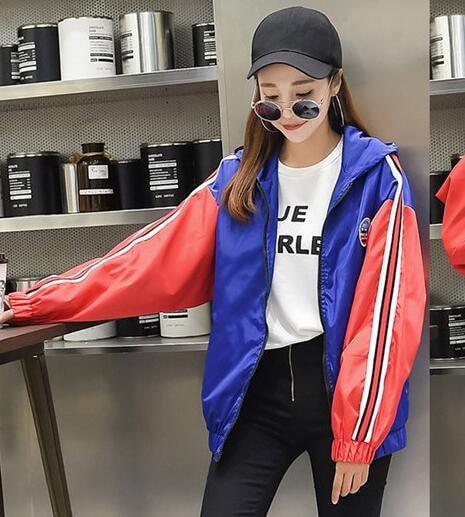 2018 韓国ファッション★レデイース 原宿風 超人気MA-1、品質と素材に自信あり、パーカー/男女兼用/野球服 コート ジャケット 可愛い トレンド★ジャケット