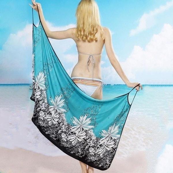 ホットセクシーな花のビキニ水着スーツ水着スーツ水着カバービーチドレス2017