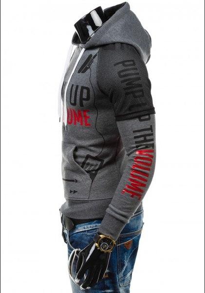 新しいメンズカジュアルファッションスポーツパーカーのセーター