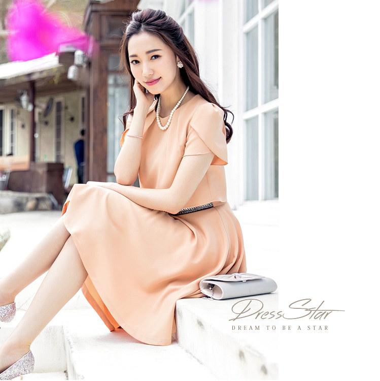 パーティードレス ワンピース ドレス 大きいサイズ 重ね着風 ケープ風 上質 上品 ギャザー 立体感 華やか ビジュー 結婚式ワンピース 結婚式ドレス ピンク ネイビー ブラック チューリップスリー