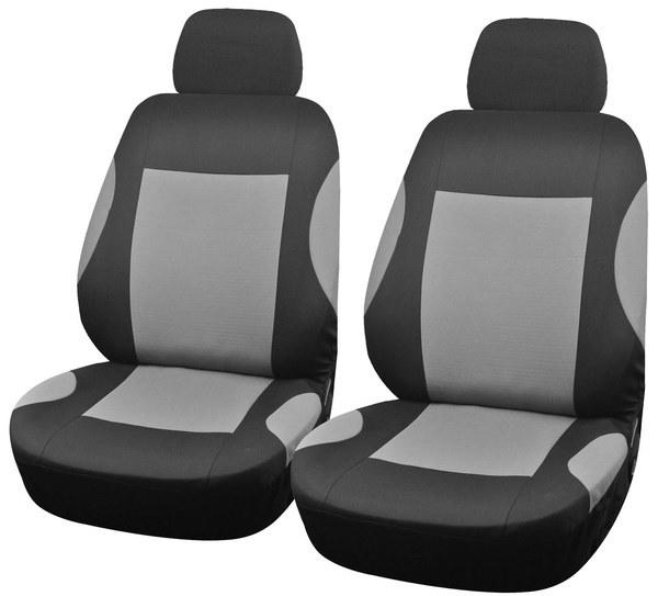 ユニバーサル4ピース2フロントシートPGB2Fファッションカーカバーオートインテリアアクセサリーカーシートカバー