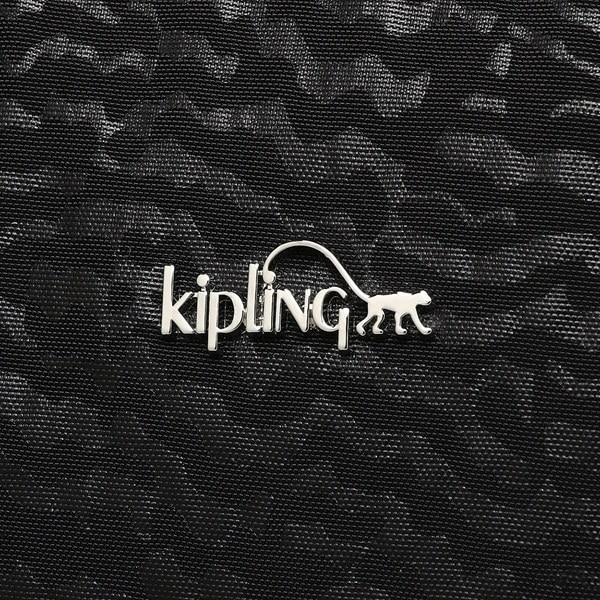 キプリング バッグ KIPLING K14350 03G NIAMH トートバッグ BLACK GARDEN