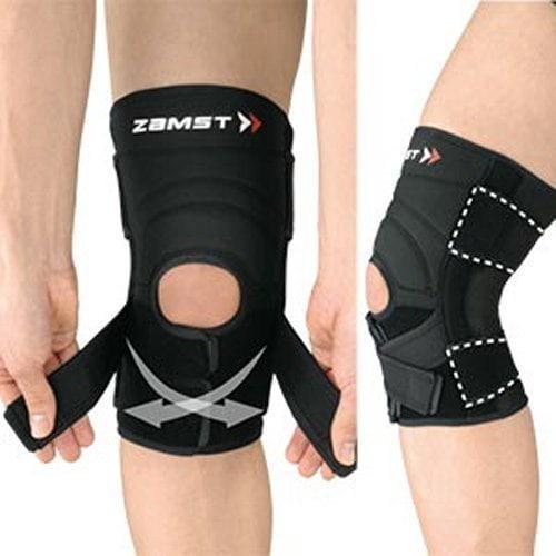ZAMST(ザムスト) ZK-7 膝サポーター 371701 ブラック Sサイズ