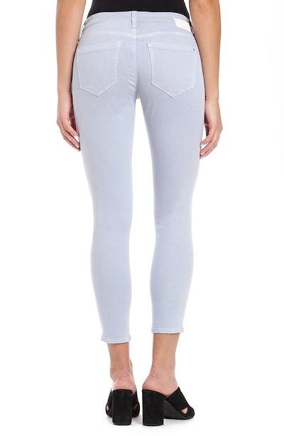 マーヴィ ジーンズ レディース カットソー トップス Mavi Jeans Alexa Ankle Skinny Jeans (Zen Blue Twill)
