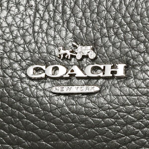 コーチ バッグ アウトレット COACH F22316 SVGM ミニ ケルシー メタリック ペブル レザー レディース トートバッグ ショルダーバッグ 無地 ガンメタル 銀