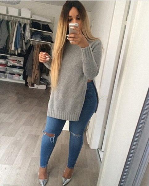 2017新しいファッション女性のセーターのプルオーバーニットセクシーなウールのプル女性