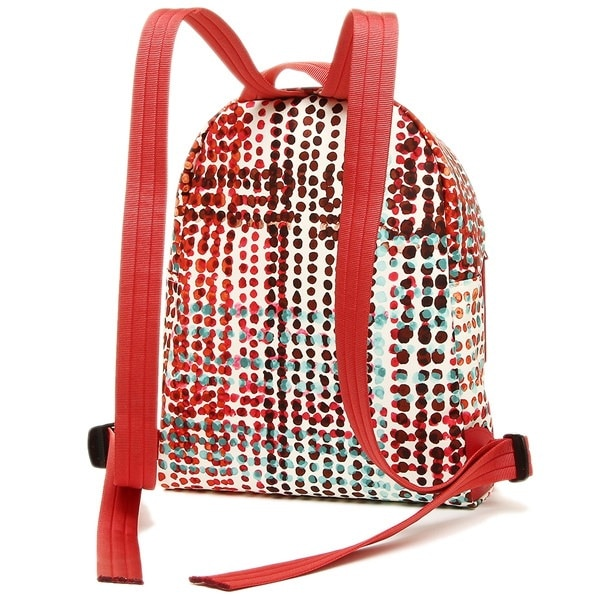 LONGCHAMP バッグ ロンシャン 1118 635 A29 プリアージュネオ LE PLIAGE NEO FANTAISIE POLKA BACKPACK S リュック・バックパック BURNT