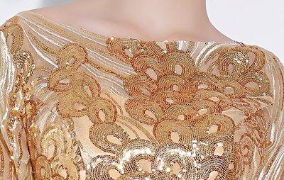 パーティー 結婚式 披露宴 二次会 お呼ばれ フォーマル ドレス ワンピース 秋冬新作 20代 30代 40代 大人 CGMS000294