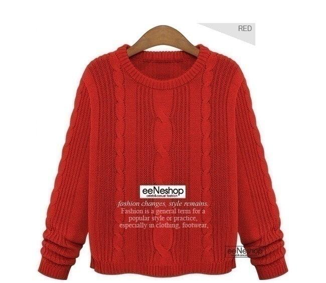 ★送料無料★8COLORニット[レディース] 韓国ファッション ワンピース バッグ リュック パーカー コート アウター カーディガン ハロウィン セットアップ トレーナー
